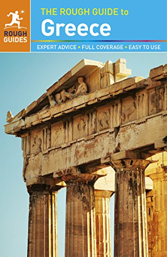 The Rough Guide To Greece (Rough Guides)