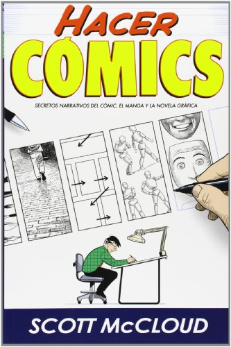 Hacer Comics 2ヲ Edic (Astiberri Ensayo) por Scott McCloud