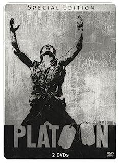 Platoon (Special Edition, 2 DVDs im Steelbook)