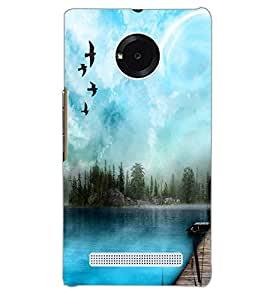 YU YUPHORIA VIEW Back Cover by PRINTSWAG