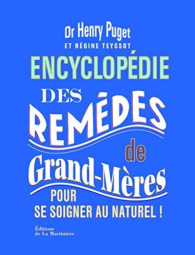 Encyclopédie des remèdes de grands-mères PDF