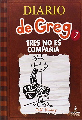 Tres No Es Compania (Diario De Greg / Diary of a Wimpy Kid)