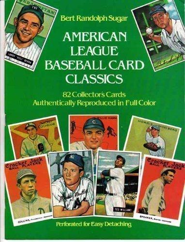 American League Baseball Card Classics by Sugar, Bert Randolph (1982) Paperback
