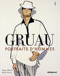 GRUAU, PORTRAITS D'HOMMES
