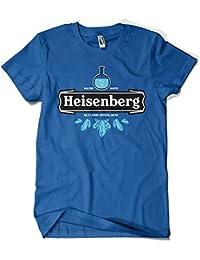 121-Camiseta Breaking Bad Heisenberg Crystal Meth(Olipop)
