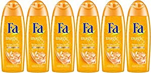 Fa Douche Magique Oil Gingembre Orange 250 ml  -  Lot de 6