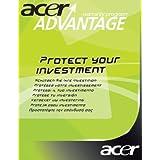 Acer AcerAdvantage Contrat de maintenance prolong é pi èces et main d'oeuvre 3 ann ées sur site NBD