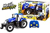 Tavitoys, 1/16 Farm Tractor, Not Incl. Batt. Azul (82026), Color (1)