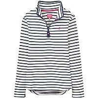 Joules Womens/Ladies Fairdale Half Zip Funnel Neck Sweatshirt