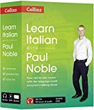 Learn Italian with Paul Noble – Complete Course: Italian made easy with your person...