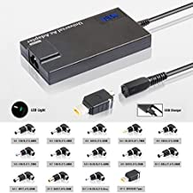 90W Acer, Asus, Compaq, Dell, Fujitsu, Ibm, Lenovo, Packard Bell, Samsung, Sony y Toshiba Cargador portátil