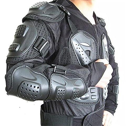 West Cyclisme poitrine Protection d'écran de protection Full Body Armor Pro Street pour moto cross ATV Veste pour homme Pro Street pour moto Taille S-3x l