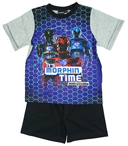 boys-official-power-rangers-morphin-time-shorty-cotton-pyjamas-sizes-from-3-to-10-years