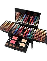 Pure Vie® 180 Couleurs Fard à Paupières Correcteur et Fard à Joues Rouge à  Lèvre Palette de Maquillage Cosmétique. b3ee91db4297