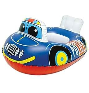 Poolmaster Inflatable Police Car Baby Rider by Poolmaster