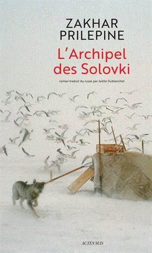 L'Archipel des Solovki