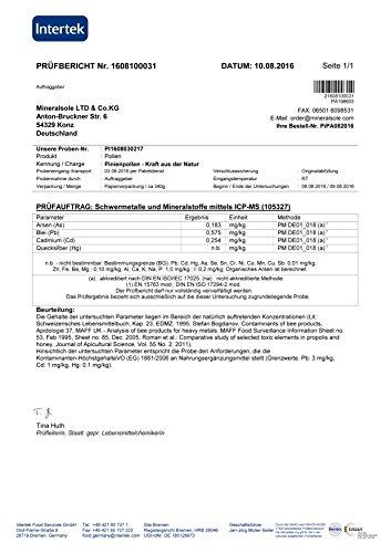 Zoom IMG-2 mineralsole pine polline pino wildsam