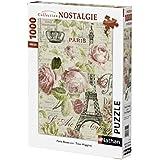 Nathan - 87453 - Puzzle - Paris Roses - 1000 Pièces