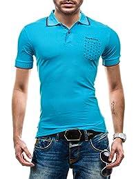 BOLF - T-shirt à manches courtes – polo – JACK DAVIS 158 – Homme