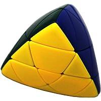 Shopaholic Master Pyramid Puzzle Magic Cube (Multi)-7111