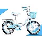HUALQ Fahrrad Kind Fahrrad Kinderwagen 16/18/20 Zoll Weibliche Prinzessin Großen Jungen Grundschule Fahrrad