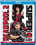 #6: Deadpool 2 + Super Duper Cut (Unrated) (2-Disc)