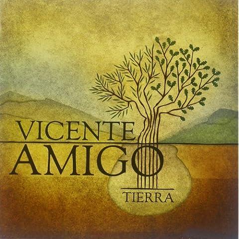 Tierra =jewelcase= by Vicente Amigo (2013-02-18)