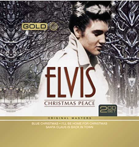 Christmas Peace (Coffret Metal 3 (Elvis Presley Tin)