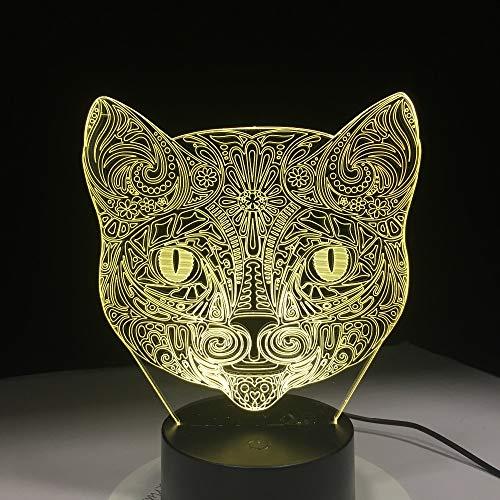 Rose Blume Nachtlicht Tisch Desktop Stehlampe 7 Farbwechsel Lampe Tischlampe ## 11 - Bernstein Metall-stehlampe