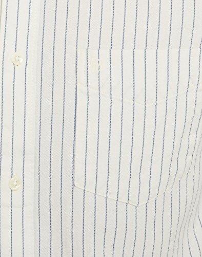 Wrangler 1pkt Button-Down, Chemise Casual Homme Bleu (Limoges Blue 50)