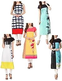 Digital Printed Kurti For Women