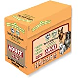 James Wellbeloved Turkey & Rice Adult Dog Pouches 150g x 10