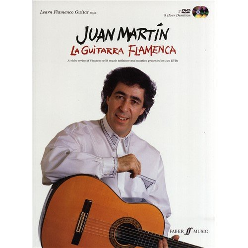 JUAN MARTIN: GUITARRA FLAMENCA (BOOK AND 2DVDS)  PARTITIONS  DVD (REGION 0) POUR GUITARE