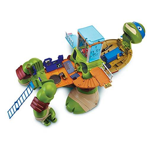 Zoom IMG-2 giochi preziosi playset gigante turtles