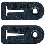 Neotech 5001402 C.E.O. - Clips de cambio rápido para correas de instrumentos