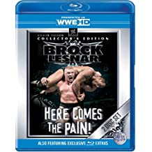 WWE - Brock Lesnar: Here Comes The Pain - Collectors Edition
