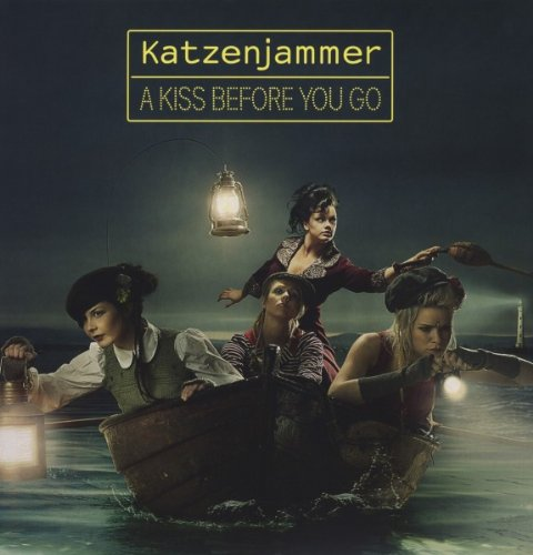 A Kiss Before You Go (Incl.Mp3 Download Voucher) [Vinyl LP]