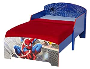 Spiderman Toddler Bed: Amazon.co.uk: Kitchen & Home