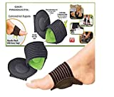 #8: A & T 1 Pair Foot Support Strutz Cushioned Arch Helps Decrease Plantar Fasciitis Pain