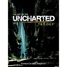 ART OF THE UNCHARTED TRILOGY HC