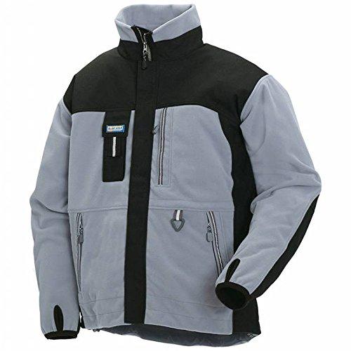 Blakläder Fleecejacke Funktional 4835 2520 4 Farben grau/schwarz