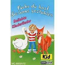 Fuchs,du Hast die Ganz Gestohlen [Musikkassette]