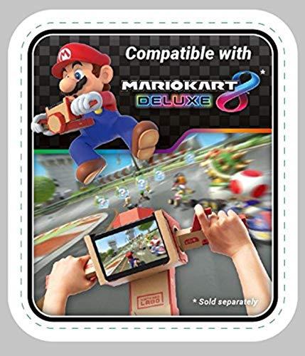 Switch Nintendo Labo: Toy- Con Kit variado