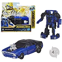 Transformers E0753ES0 Movie 6 Energon Igniters Power Basis Figur Dropkick, Actionfigur