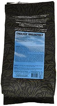 Metropolitan Tea 200 Count Pyramid Shaped Teabags, English Breakfast Tea