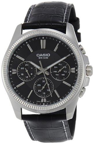 51VfGtXq4jL - Casio Enticer Mens MTP 1375L 1AVDF A838 watch
