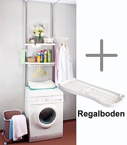 Teleskopregal Waschmaschine - Infos und Empfehlungen - Regalsysteme Info