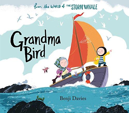 Grandma Bird por Benji Davies