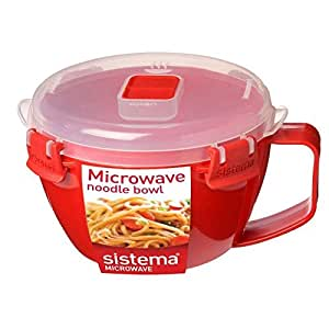 Sistema - Micro-Ondes Bol De Nouilles 875Ml