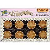 Rahms Mini Copas Croustade 24 por paquete de 50 gramos